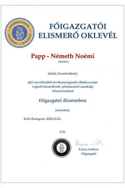 Papp - Németh Noémi